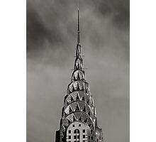 Chrysler Building Spire, New York CIty Photographic Print