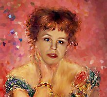Feeling a bit Renoir by hickerson