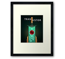 The Transistor  Framed Print