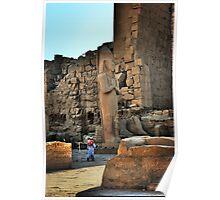 Ramesses II Poster