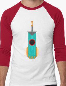 Transistor Men's Baseball ¾ T-Shirt