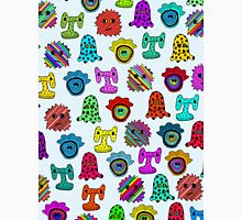 pattern with monsters Unisex T-Shirt