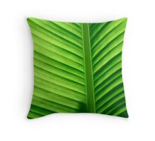 Palm Number 2 Throw Pillow