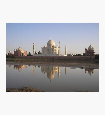 Taj Mahal, Agra India Photographic Print