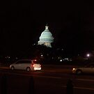 United States Capitol Bldg. at night by Happywoman