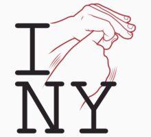 I touch NY inappropriately by ZAAAAP