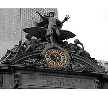 Grand Central Terminal Number 1 Photographic Print