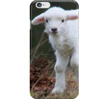 My name is Lente iPhone Case/Skin
