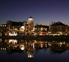 Celebration, Florida by Larissa Brea