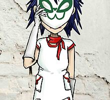 Noodle by beyondthepines