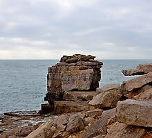 Pulpit Rock, Portland, Dorset, UK by Photography by Mathilde