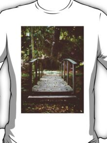 Bridge over troubled waters T-Shirt