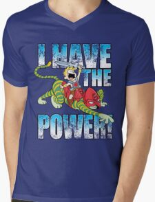 I HAVE THE POWER!!! Mens V-Neck T-Shirt