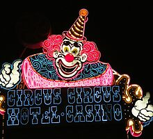Circus Circus Las Vegas! by Rita  H. Ireland