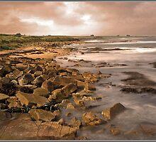 Kingsbarns Beach by dittohead