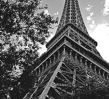 Eiffel Tower, Las Vegas by Jaymes Williams