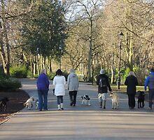 Dogwalkers by CreativeEm