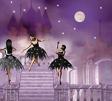 Ballet by Pam Barry