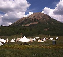 Crested Butte, Colorado  Mountain Man Rendezvous by Katagram