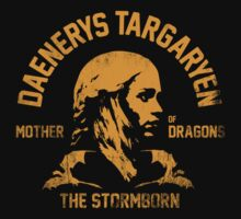 MOTHER OF DRAGONS 3 Kids Clothes