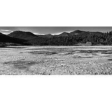 Evergreen Lake Photographic Print