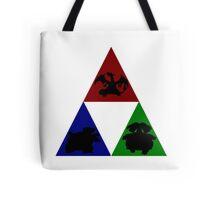 Pokemon Triforce Tote Bag