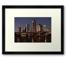Tampa Bay Florida Framed Print