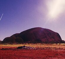MoonRock by William R. Bullock