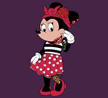 Rockabilly Minnie Mouse Unisex T-Shirt