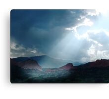 Favored Canvas Print