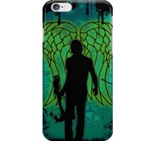 Winged Archer. iPhone Case/Skin