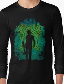 Winged Archer. Long Sleeve T-Shirt