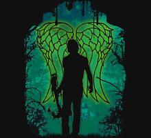 Winged Archer. Unisex T-Shirt