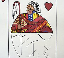 Chief of Hearts by Arnold Isbister