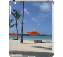 Mauritius 2012 iPad Case/Skin