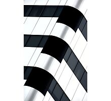 Pacwest Geometric Number 2, Portland Photographic Print