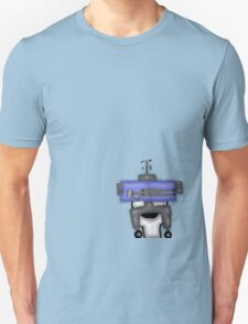 Robot Private Time  T-Shirt