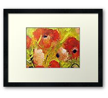 Up With The Sun Framed Print