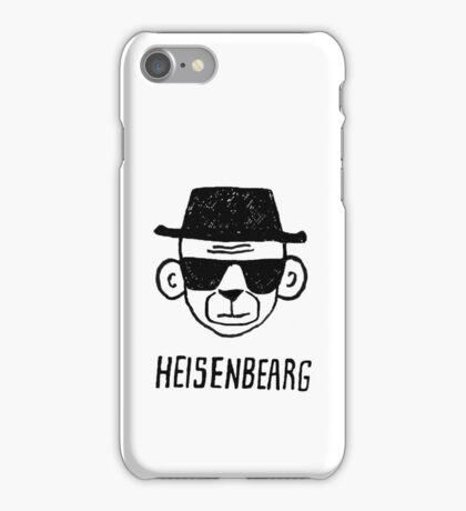 Heisenbearg iPhone Case/Skin