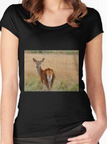 Doe A Deer - NZ Women's Fitted Scoop T-Shirt