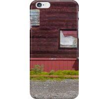 Abandoned patterns iPhone Case/Skin