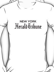 New York Herald Tribune – À bout de souffle T-Shirt