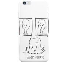 Mashed Potato iPhone Case/Skin
