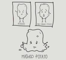 Mashed Potato by ceightiebea