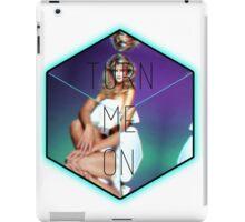 Turn Me On iPad Case/Skin