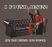 I found Jesus! by mattymoomoo