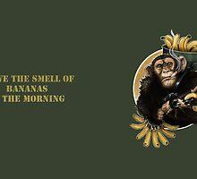 Banana Wars by BlancaJP