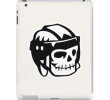 Russel Crowe – Hockey skull iPad Case/Skin