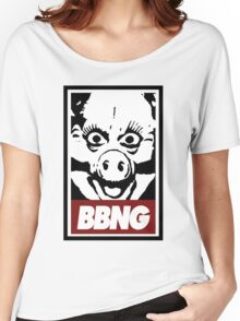 BBNG / BadBadNotGood Women's Relaxed Fit T-Shirt