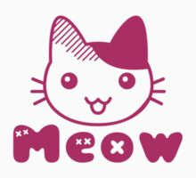 Meow Cat by HappyCoco